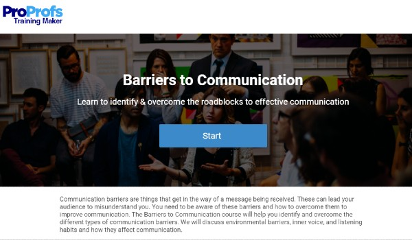 Virtual Classroom Platform - ProProfs