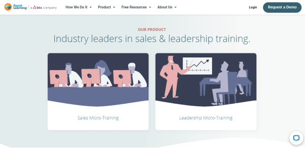 Best Sales Training Programs For Your Company - Rapid Learning institute