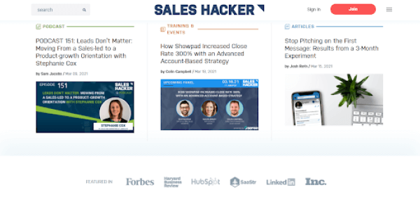 Best Sales Training Programs For Your Company - Sales Hacker