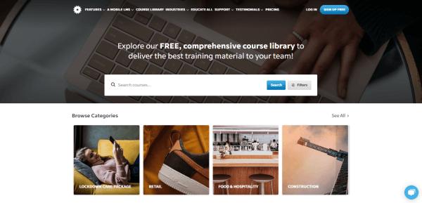GDPR Training - EdApp - Course Library