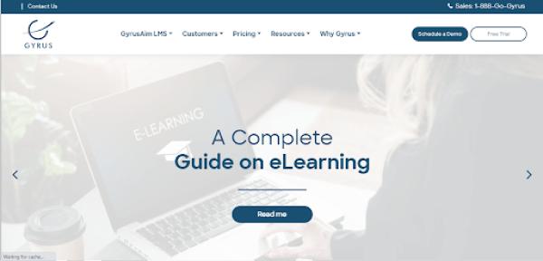 Blended Learning LMS - Gyrus