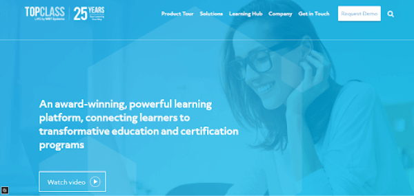 Blended Learning LMS - TopClass