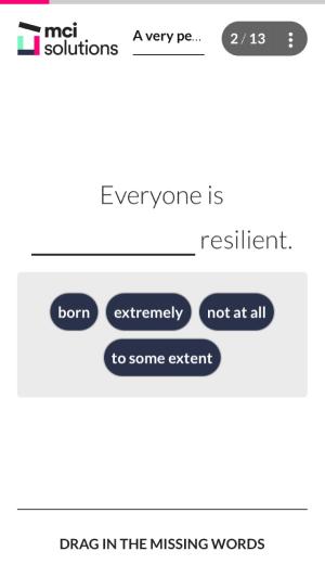 EdApp Mental Health Course - Living a Resilient Life