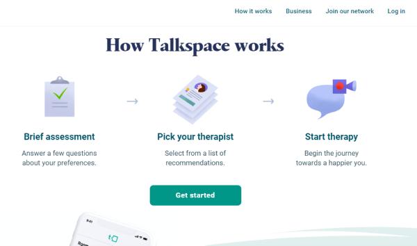 Mental Health Course - Talkspace