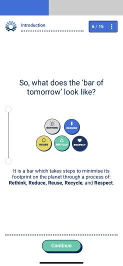 EdApp Bar Training Course – The Bar World of Tomorrow