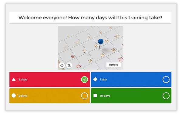 Virtual Training Idea - Interactive Presentation