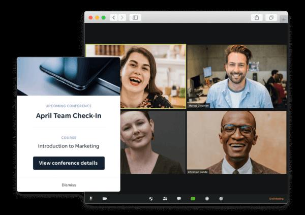 Virtual Training Idea - Virtual Classroom