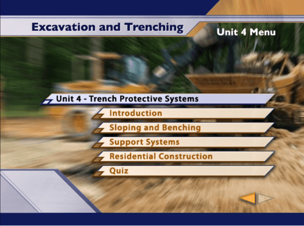 Top 10 Employee Training Videos & Microlearning Courses - Excavation & Trenching Safety