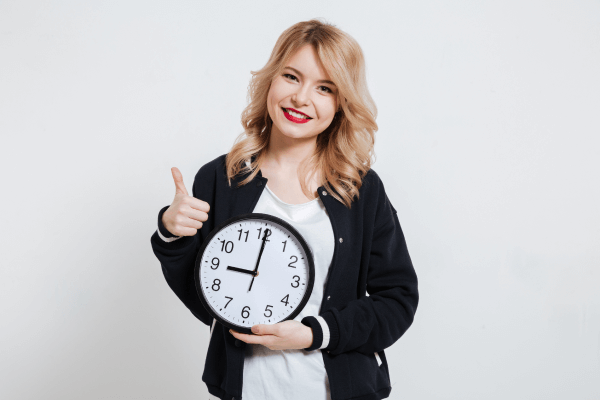 Steps to Develop a Strong Work Ethic - Practice Punctuality