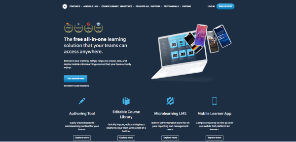 Personnel Training Software - EdApp