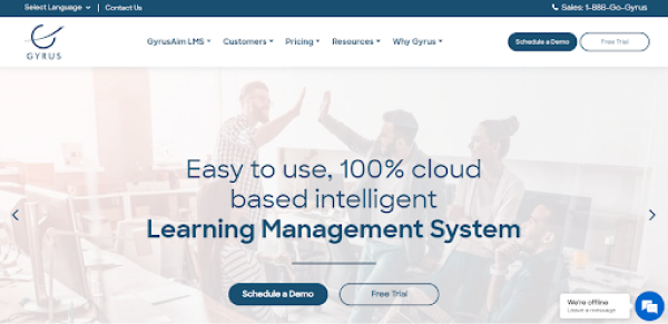 Personnel Training Software - Gyrus
