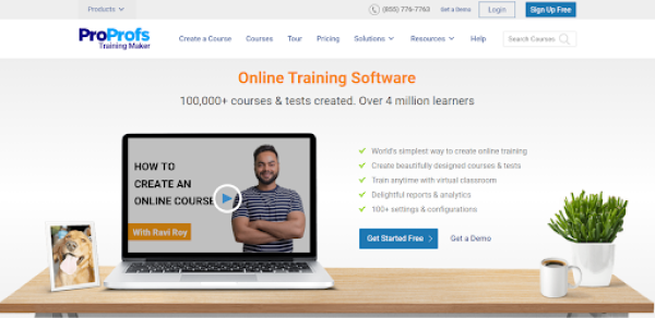 Personnel Training Software - Proprofs