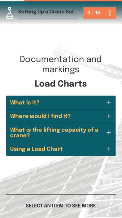 Crane Training 101 - Crane Safety course