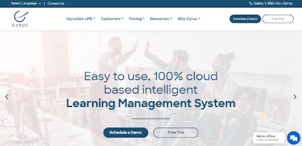 Training Website - Gyrus