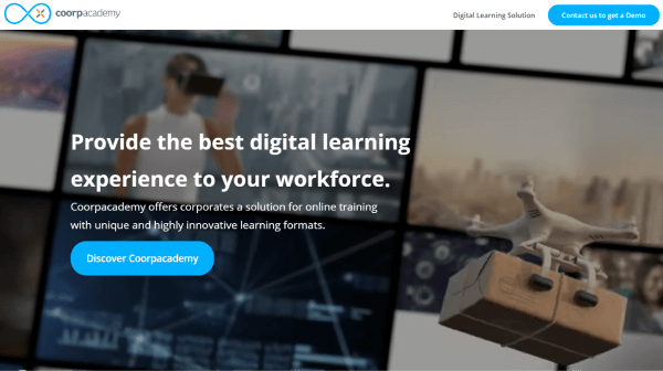 Online HR Software Small Business - Coorpacademy