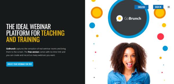 Online HR Management System - GoBrunch