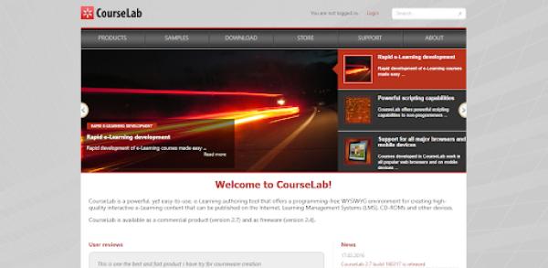 Course Creation Software - CourseLab