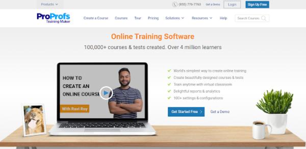 Course Maker Software - ProProfs
