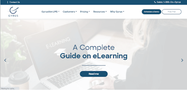 E Learning Creator Software #2 - Gyrus