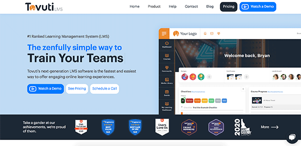 E Learning Creator Software #9 - Tovuti LMS