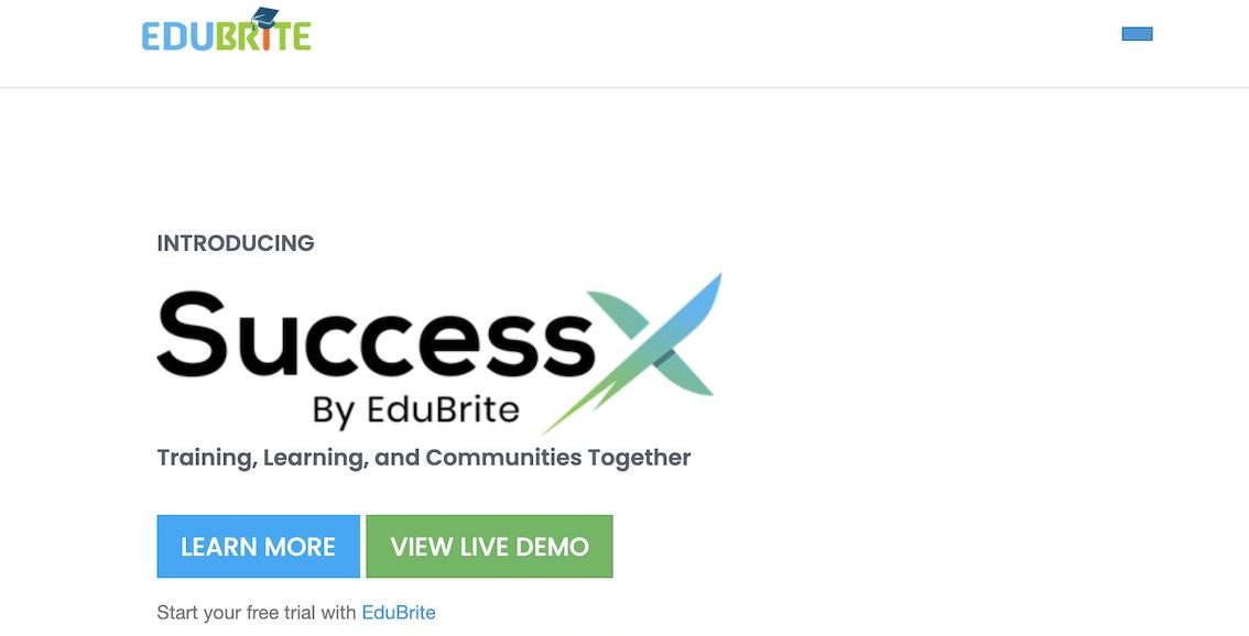 Platforms for LMS - EduBrite