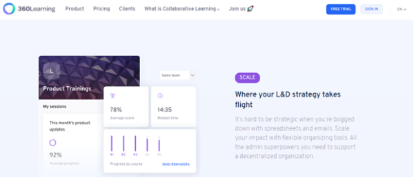 Training Manual Creator Software - 360 Learning