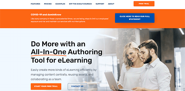 Training Manual Creator Software - domiKnow
