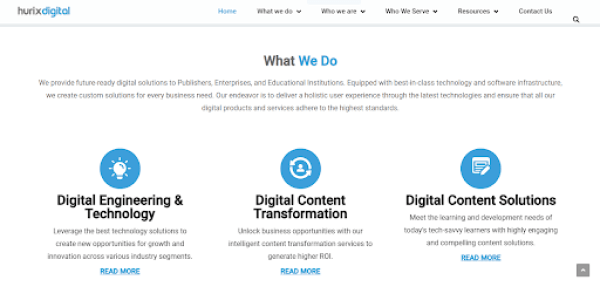 Tool for Training Managers - Hurix Digital