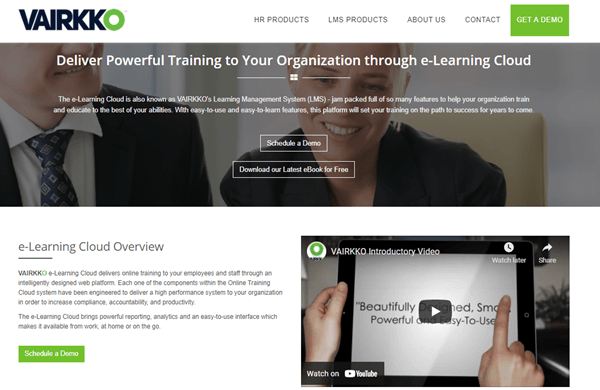 Tool for Training Managers - VAIRKKO