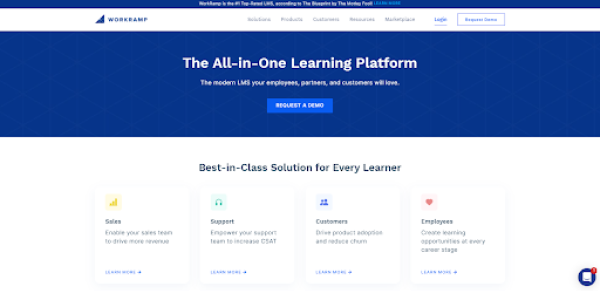 Tool for Training Managers - WorkRamp