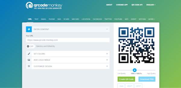 Online Teaching Tools For Teachers Free - QRCode Monkey