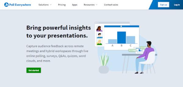 Edtech Tools For Teacher - Poll Everywhere