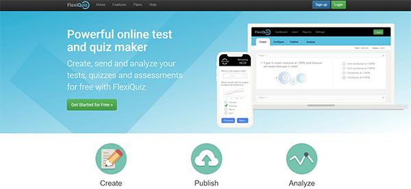 Quiz Software – FlexiQuiz