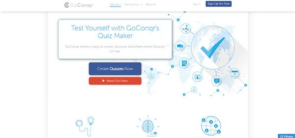 Quiz Software – GoConqr