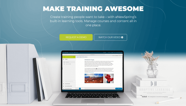 Onboarding Software - aNewSpring