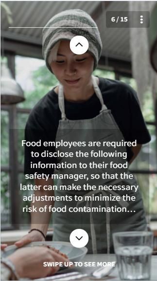 EdApp Food Hygiene Online Training Course - Food Safety Hazards