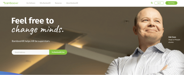 HR Software Solutions – BambooHR