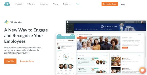 HR Software Solutions – HR Cloud