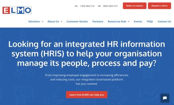 HR Software Solutions – ELMO Software