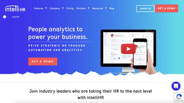 HR Software Solutions – IntelliHR