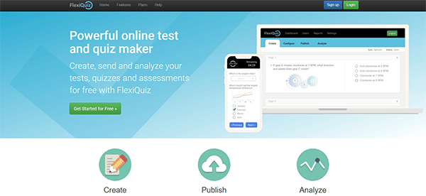 Easy Test Maker - FlexiQuiz
