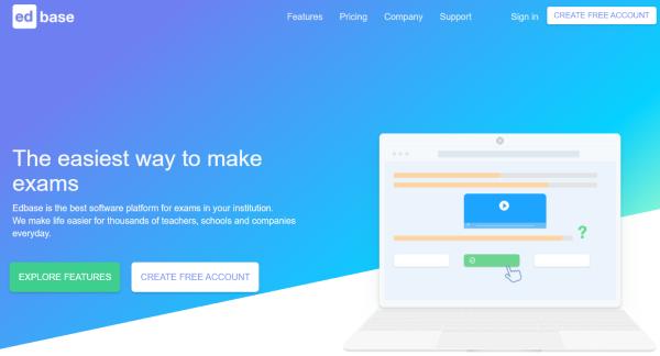 Easy Test Maker - EdBase