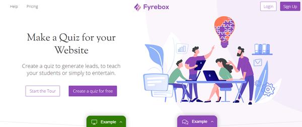 Easy Test Maker - Fyrebox