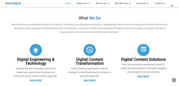 Game based learning platform - Hurix Digital