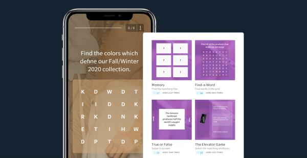 Game based learning platform - EdApp gamification