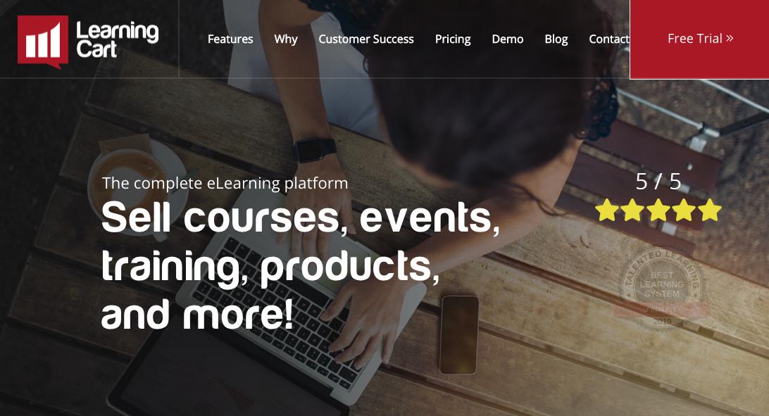 Digital Training Management System - LearningCart