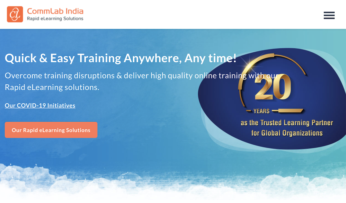 CommLab India Corporate E Learning Solution