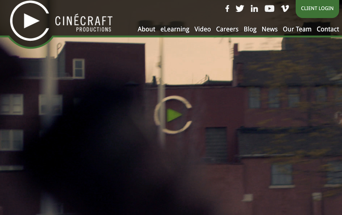 Cinecraft Corporate E Learning Solution