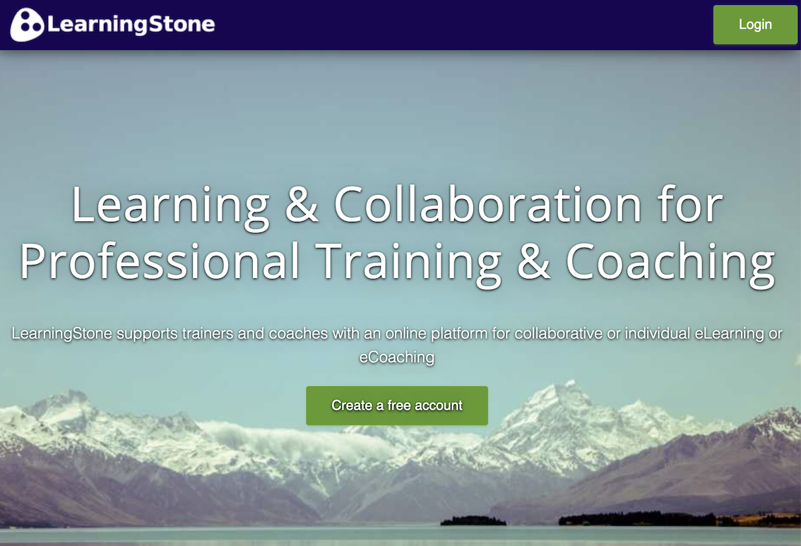 Computer Based Training Tool - LearningStone