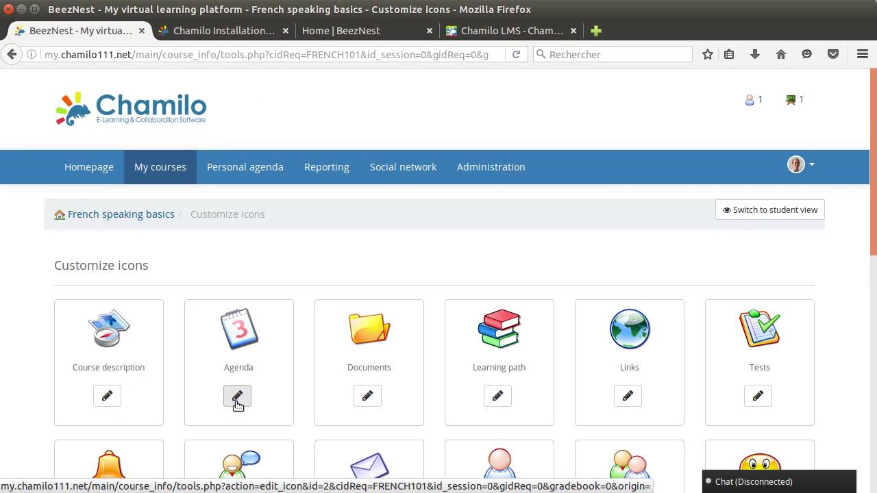 Free Learning Software - Chamilo